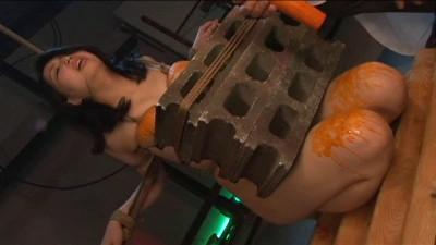 Woman Spy Torture