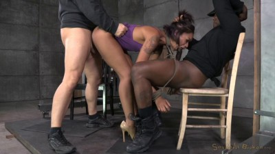 SexuallyBroken - April 23, 2014 - Skin Diamond - Matt Williams - Jack Hammer