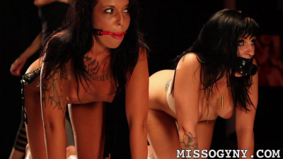 Tied Up & Punished (30 May 2012) Missogyny