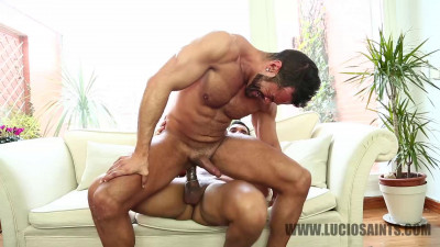 Denis Vega and Lucio Saints