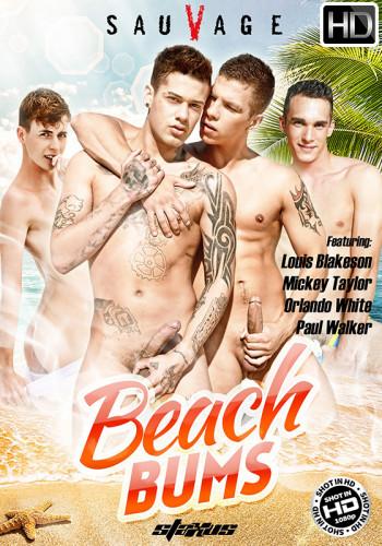 Beach Bums - Beautiful Men