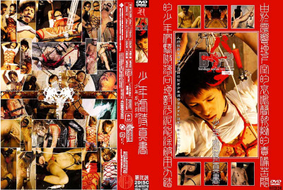 Basara (2) Chapter 2 - Boys Being Abused 2 Disk Set — Asian Gay, Hardcore, Extreme, HD