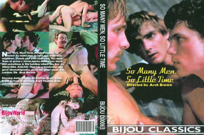So Many Men, So Little Time (1979) DVDRip