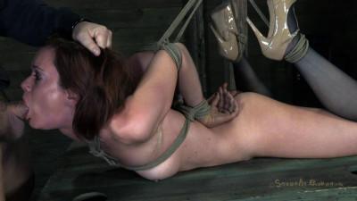 SB - Hazel Hypnotic - Girl next door endures Category 5 face fucking - Feb 11, 2013