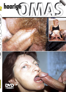 [Sascha Production] Haarige omas Scene #1