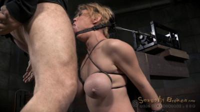 Big titted hardbody blonde Darling