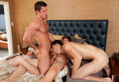 Dicks everywhere with Kurtis Wolfe, Lance Alexander & Roman Toddpic