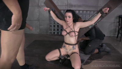 Live SB Show Part 8 - Veruca James # 2 (11 Nov 2014) Real Time Bondage
