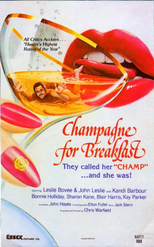 Champagne for Breakfast (1980) (Chris Warfield, Essex Pictures)
