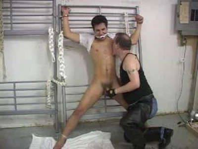 Bad Boys Bondage - Boy Toys