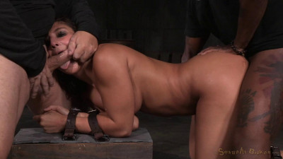 Abella Danger – Bubble Butted Slut Bound Bent Over And Roughly Fucked By Big Dick (2015)