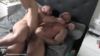 Diego Summers and Damien Crosse