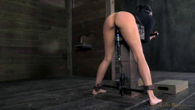 Strict Bondage & Hard Deep Throating (20 Dec 2013) Sexually Broken