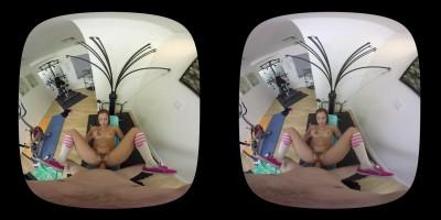 Liza Rowe 3D VR Porn