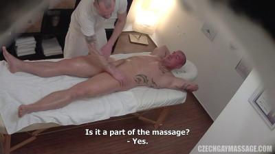 Czech gay massage scene 7