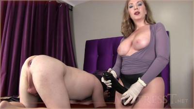 Mistress T Butt Fucked Bitch Boy (2014)