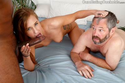 CumeatingCuckolds April Brookes The Gift