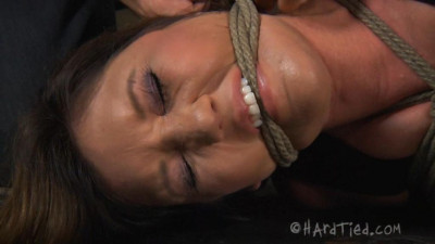 HardTied Claire Dames Hogtied