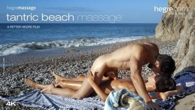 Tantric Beach Massage