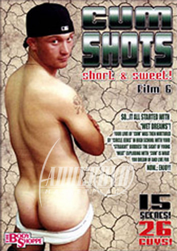 Cum Shots: Short and Sweet Film 6