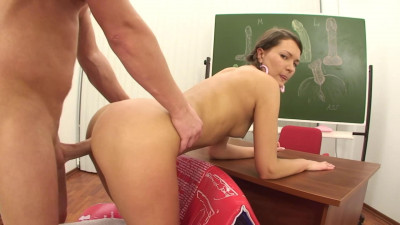 Ass Hole Filled With Cock (1080)