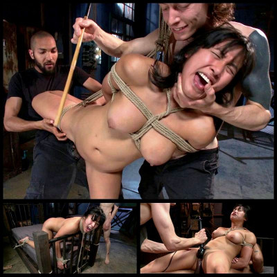 Sexy Asian Slut Gets Dicked Down (4 Jul 2014) Fucked And Bound