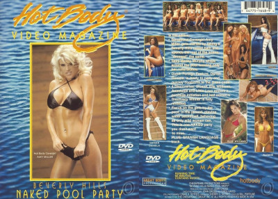 Description Hot Body Video Magazine: Beverly Hills Naked Pool Party
