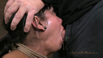 SB – Feb 13, 2013 – Hot Cougar With A Deep Throat, Huge Nipples And Shaved Pussy – HD