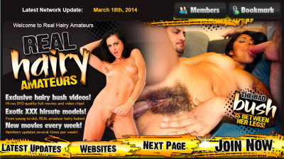 Real Hairy Amateurs MegaPack Part 1