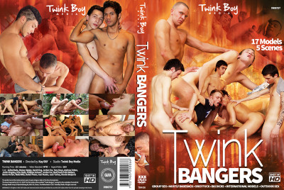 Twink Bangers (bottom, group, tit)