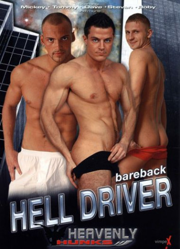 Heavenly Hunks — Bareback Hell Driver