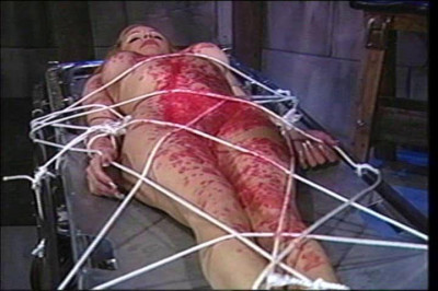 Eve Ellis – Bondage Legend