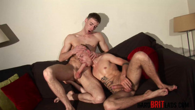 Kayden Gray and Axel Pierce(May 25,2014)