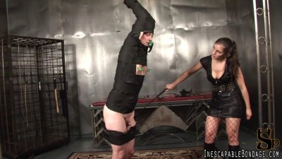 Miss Olive olives bondage debut (2015)