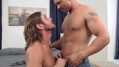 John Magnum and Lucas Knowles