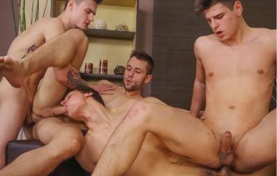 Roman Madlec, Milan Neoral, Simon Beber & Honza