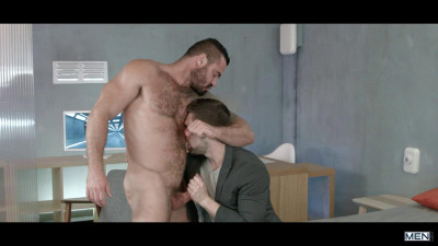 Ex-Machina : A Gay XXX Parody Part 1