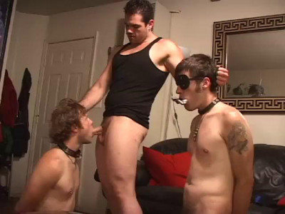 Lust BDSM Torture and Flesh Of Strong Men part 2