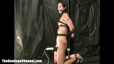 Wenona Bound Alone With the Hitachi