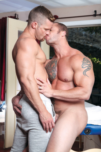 Icon Male — Matthew Rush, Landon Conrad