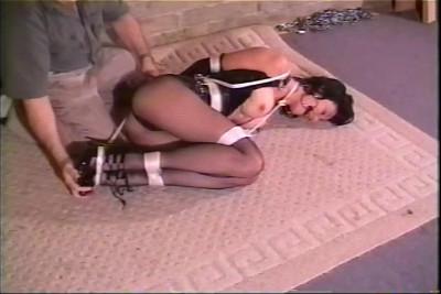 Sexually fulfilling bondage relationship