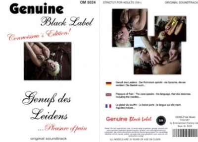 Black Label - Genuss Des Leidens