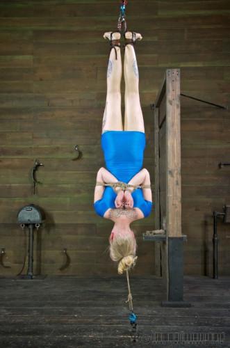 Real Time Bondage – Bondage Ballerina – Sarah Jane Ceylon – Jun 1, 2013