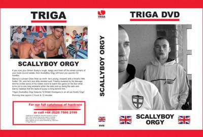 Scally Boy Orgy