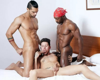 Ehrik Ortega, Lucas Fox and Tony Moreno