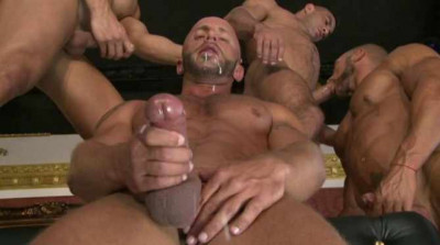 First Time In Gangbang