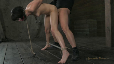 SB – Alt-Porn Hottest,  Noir, Endures Brutal Fucking – December 26, 2012 – HD