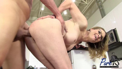 Miss Marcy Busty Milf Marcy Fucks A Lucky Guy (2017)