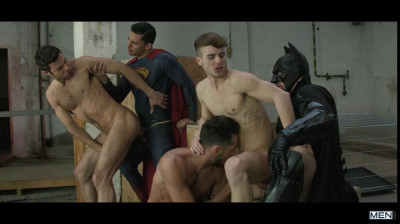 Batman V Superman : A Gay XXX Parody Part 3