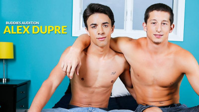 Buddies Audition Alex Dupre (With Drake Tyler)